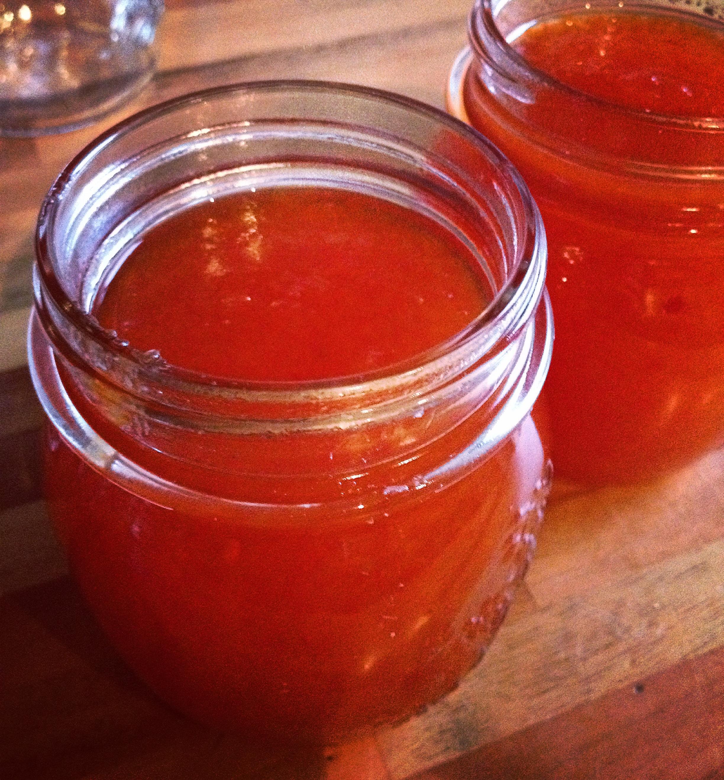 marmellata di peperoni piccanti 2