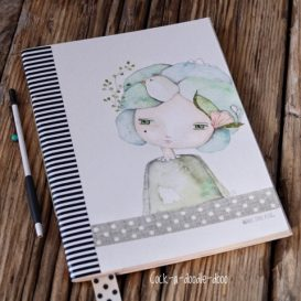 i am a dreamer  - story teller art book
