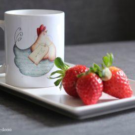 la tazza di angelina - angelina's mug